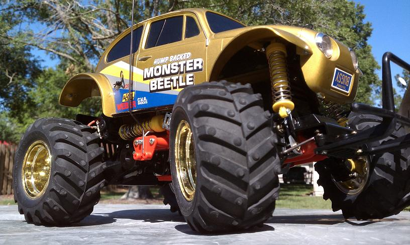 Monster Truck For Sale >> For Sale: Vintage Tamiya Monster Beetle w/ upgrades - Trade Archive - Tamiyaclub.com