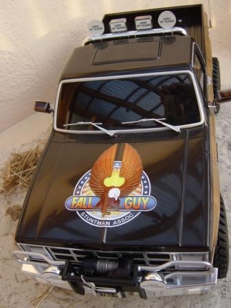 The unknown Stuntman - GMC Sierra - SCX10 I - Rockcrawler.de