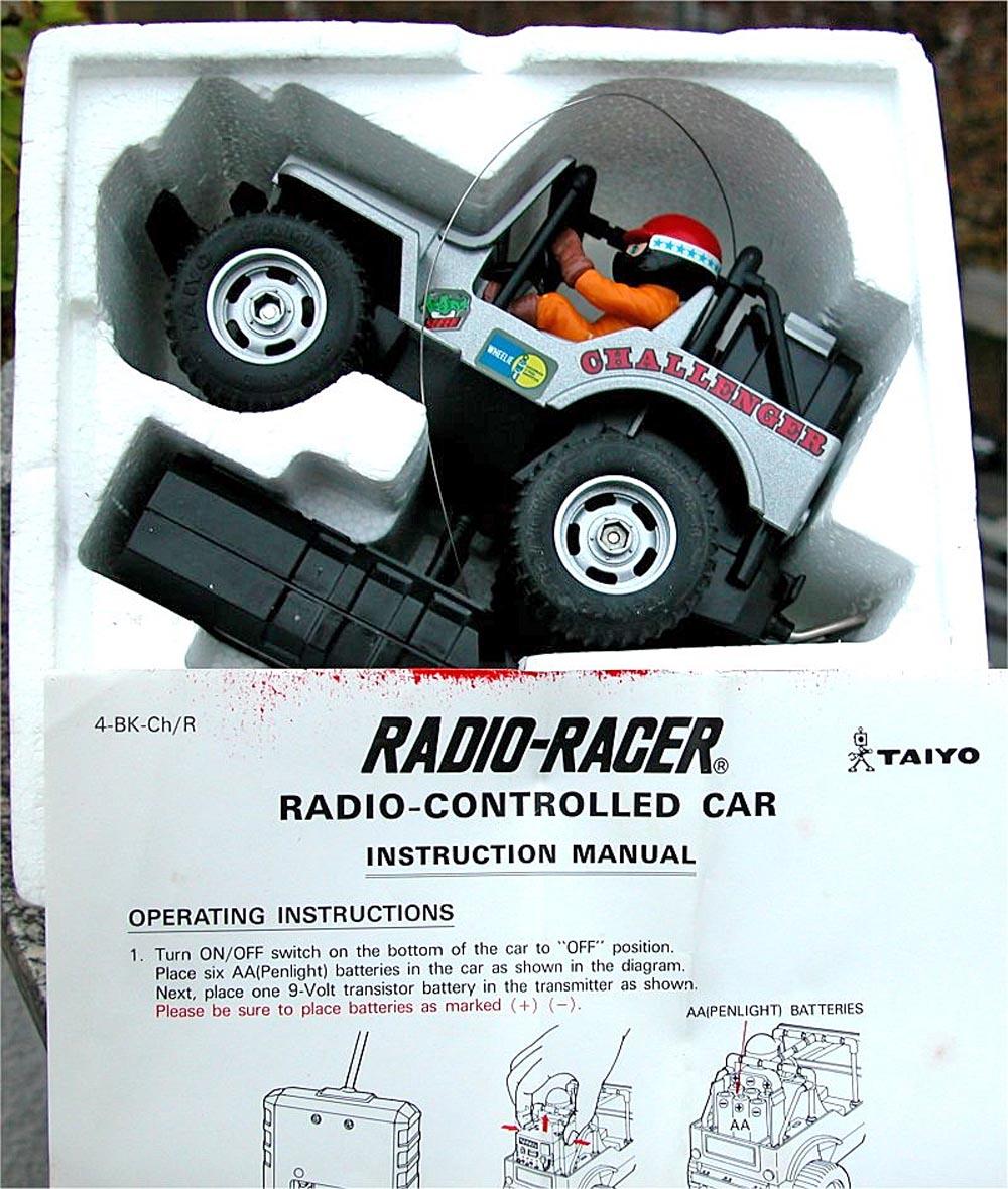 Taiyo Auto Wheelie Challenger