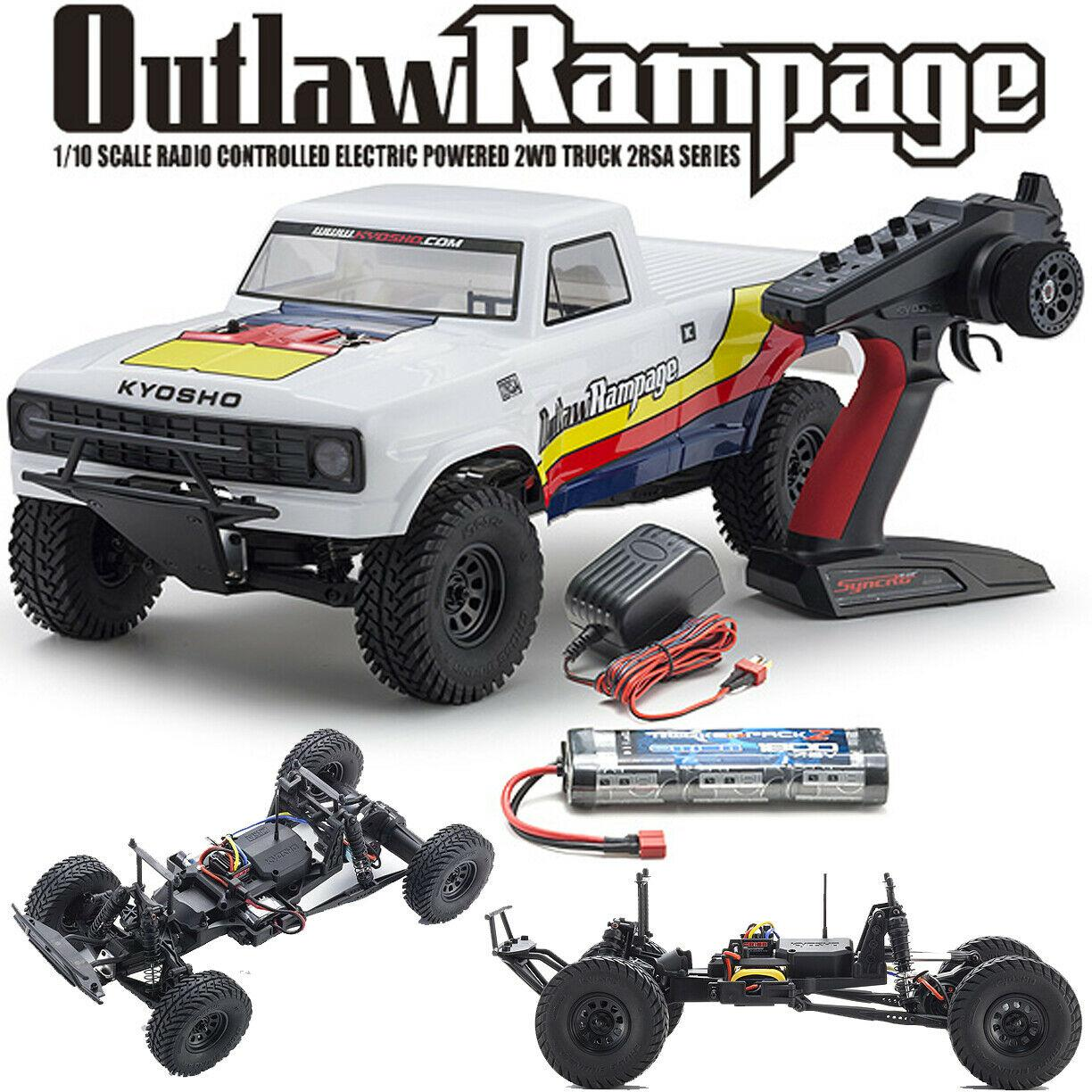 Kyosho Outlaw Rampage 34361t1 Anyone Else General Discussions Tamiyaclub Com