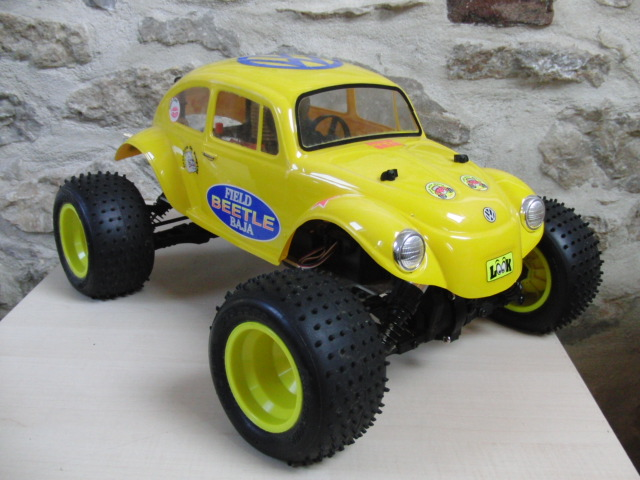 Kyosho Vw Field Baja Beetle Rarit 196 T Vintage Tamiya Rc Amp Radio Control Cars