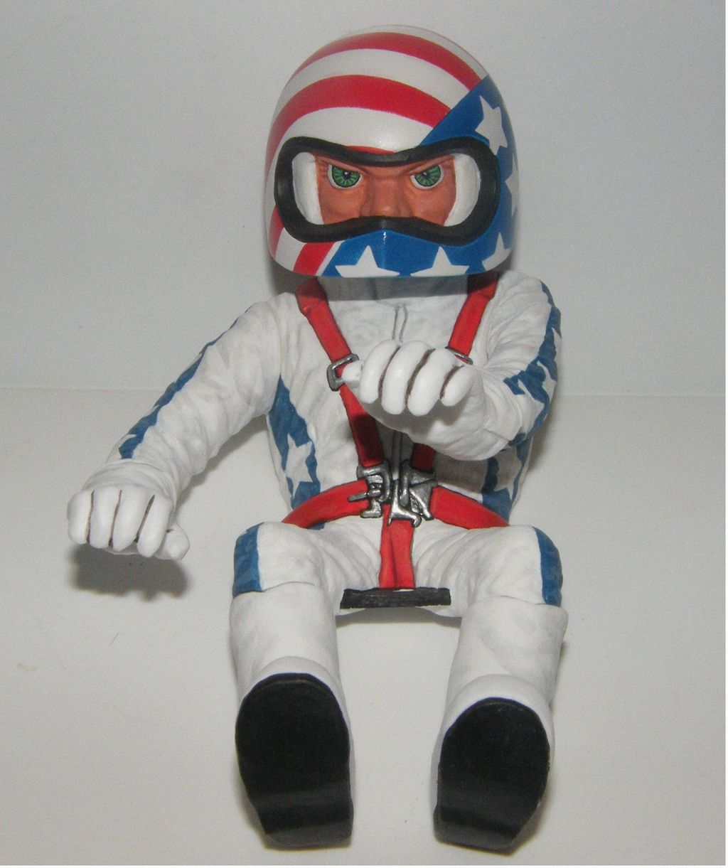 Figure 8 Cars For Sale: Painted Wild Willy Driver Figure