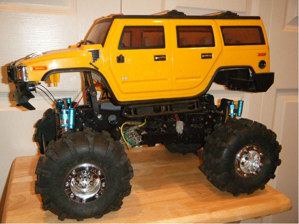 58312 Blackfoot Extreme From Scottss129 Showroom Hummer