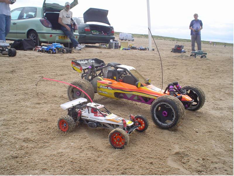 Gas Powered Rc Car Parts