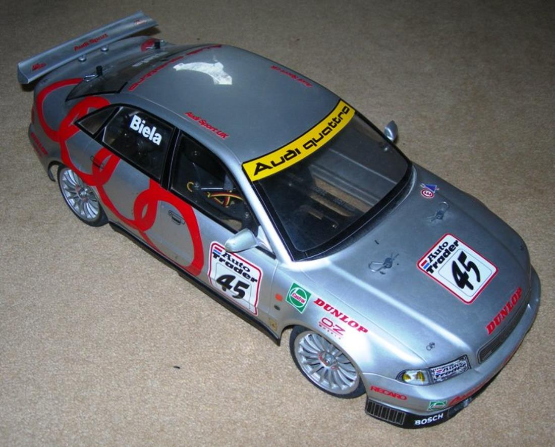 58182: Audi A4 STW from generationx showroom, eBay Audi A4 BTCC with ...