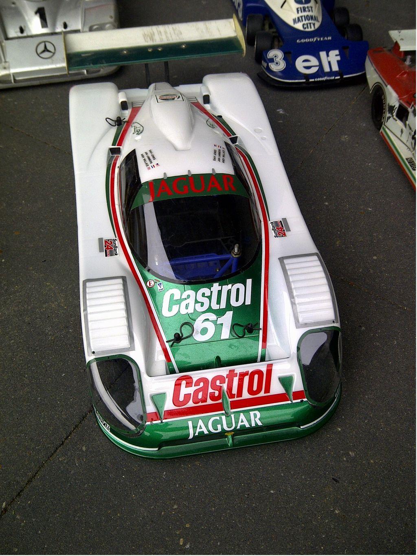 58352: Jaguar XJR-12 Daytona Winner from schollie showroom, - Tamiya RC & Radio Control Cars