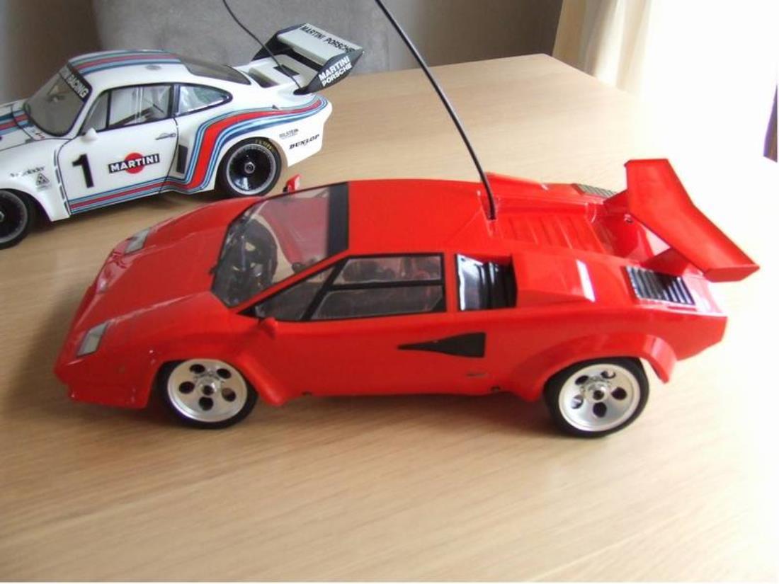 57105 Tamtech Gear Lamborghini Countach LP500S From Monty