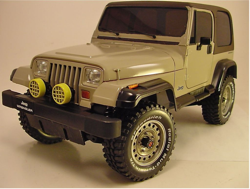 84071 jeep wrangler from wyoming showroom tan jeep wrangler cc01 tamiya rc radio control cars. Black Bedroom Furniture Sets. Home Design Ideas