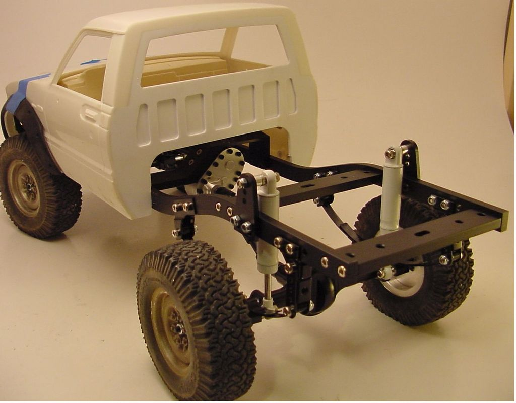 99999: Misc. from Wyoming showroom, RC4wd Bruiser-ruptor ...