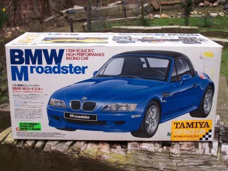 bmw m roadster tamiya rc radio control cars rh tamiyaclub com BMW Tuner Cars BMW Sports Car
