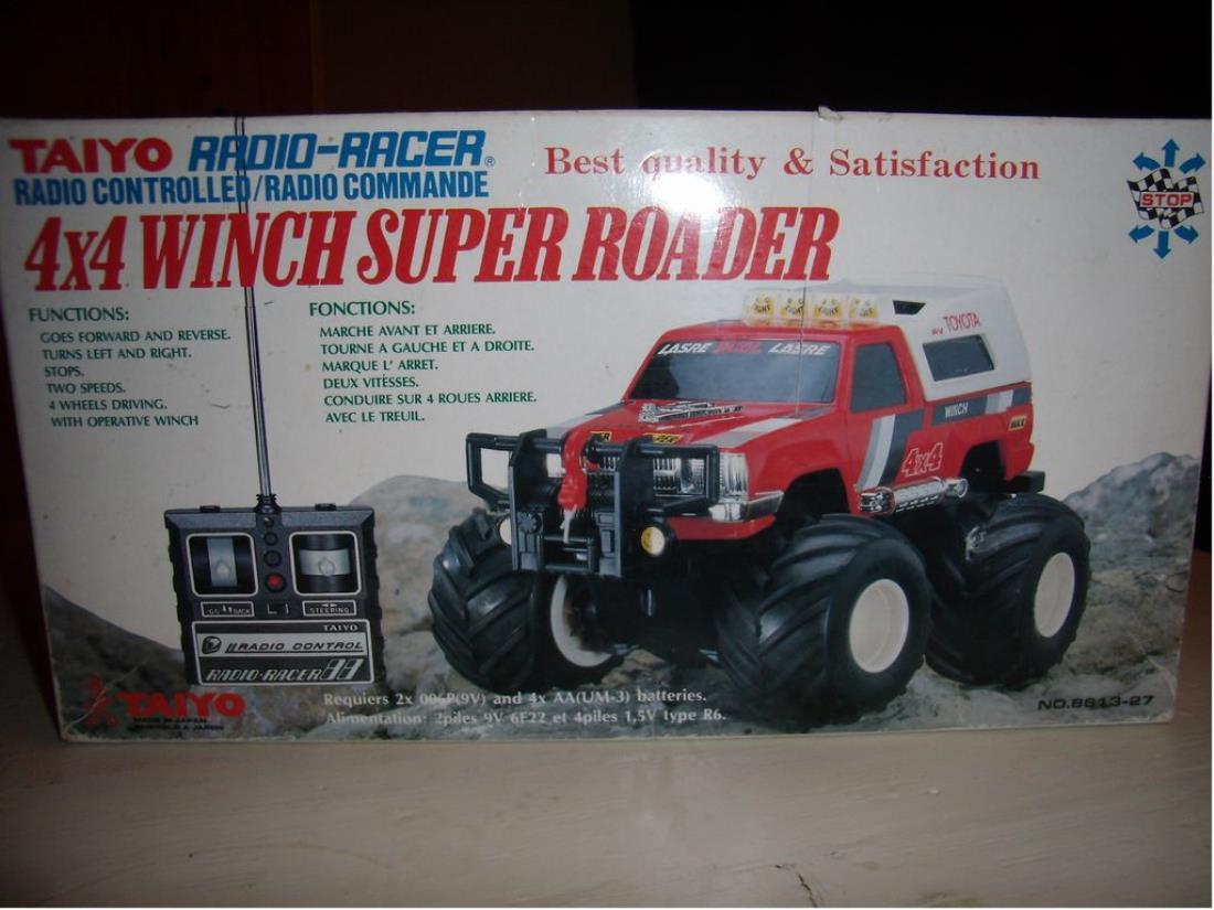 99999: Misc  from Mosshobby showroom, Taiyo 4x4 Winch super roader