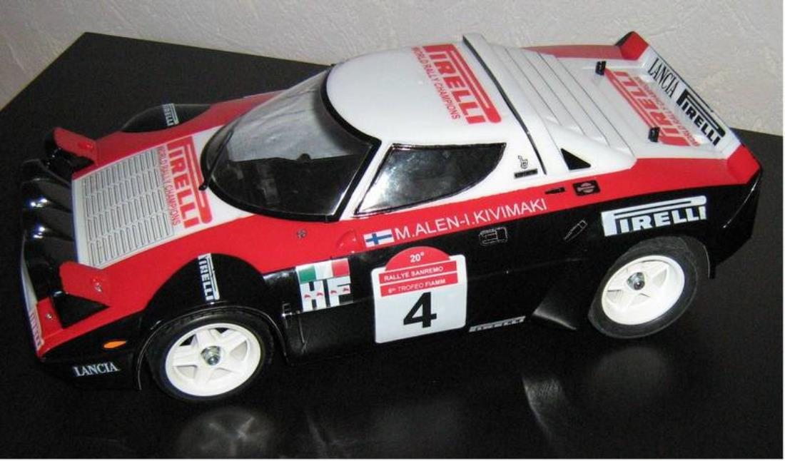 58158: Fiat Abarth 1000 TCR from silbercinquecento showroom