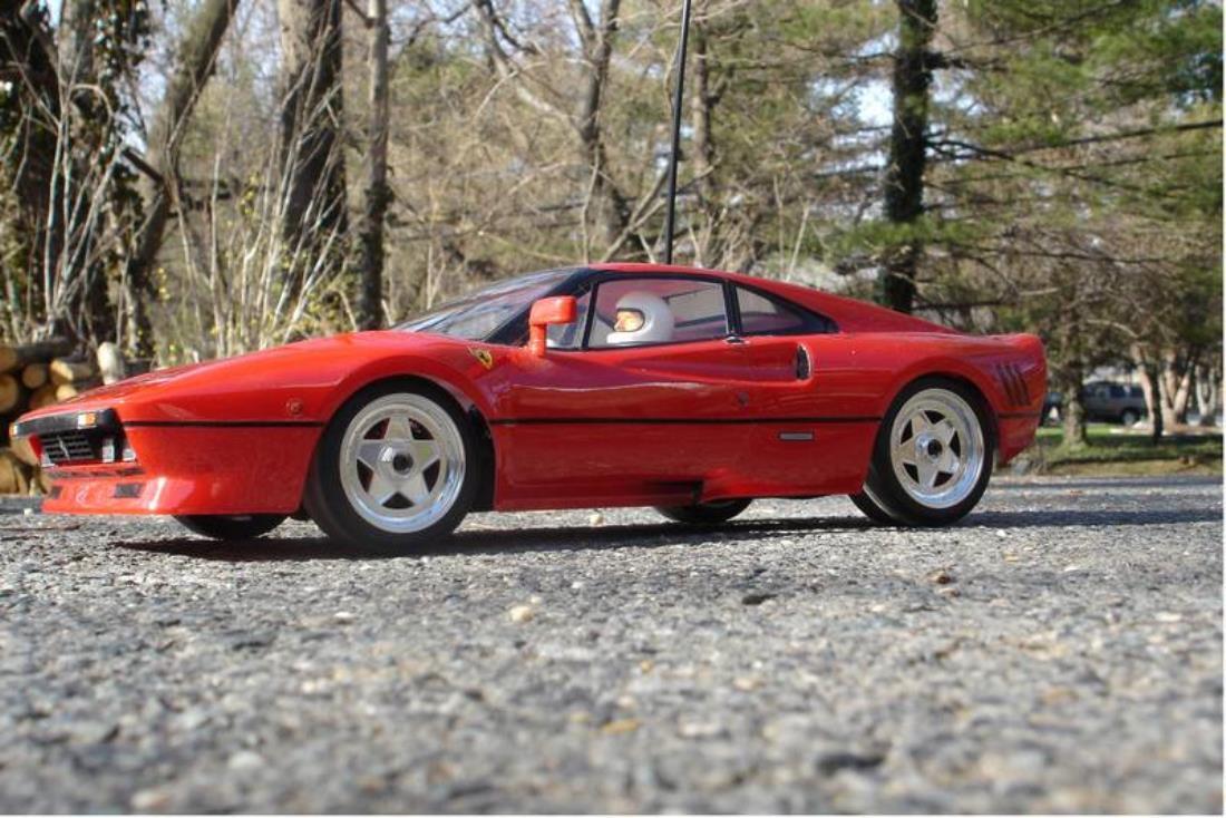 56710: Tamtech Gear- Ferrari GTO from Grasshopperin87 showroom, Ferrari GTO - Tamiya RC & Radio ...