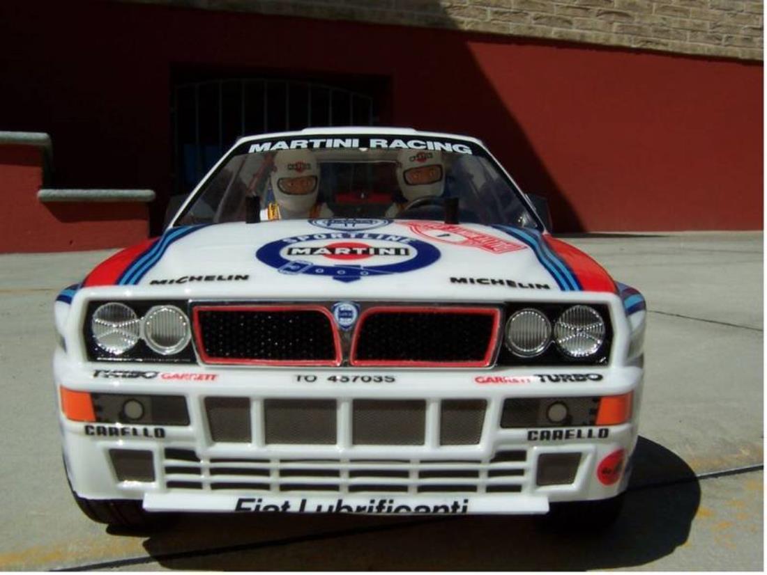 58117: Lancia Delta HF Integrale from BeppeITA showroom, Rally Car ...