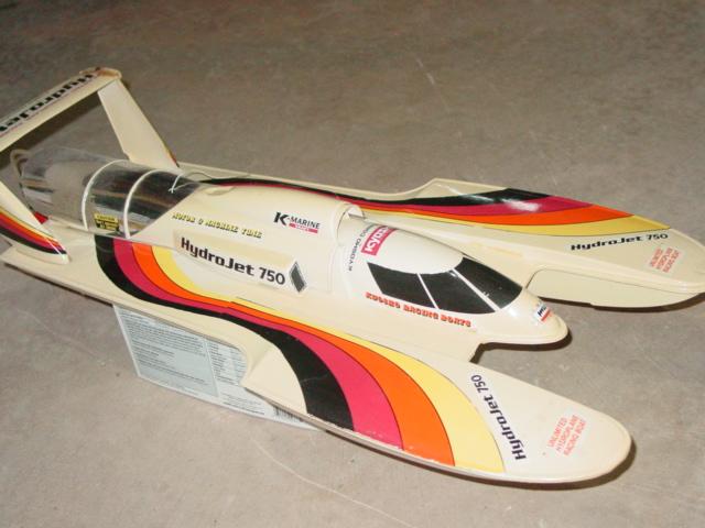 99998: Kyosho from sk790-93 showroom, Kyosho Hydro Jet 750 ...