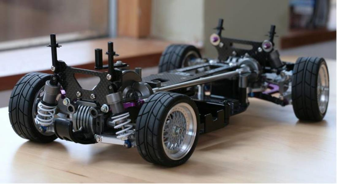 58172 taisan porsche 911 gt2 from di joe showroom ta 02sw chassis tamiya rc radio control cars. Black Bedroom Furniture Sets. Home Design Ideas