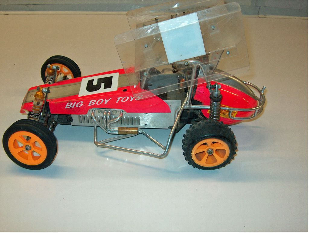 Big Boy Toys Cars : Losi from rae showroom rare big boys toys