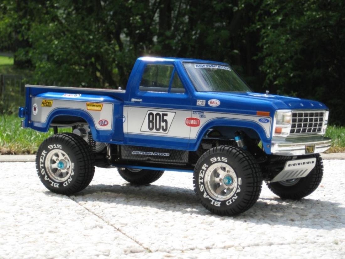 Custom srb ford ranger part 3