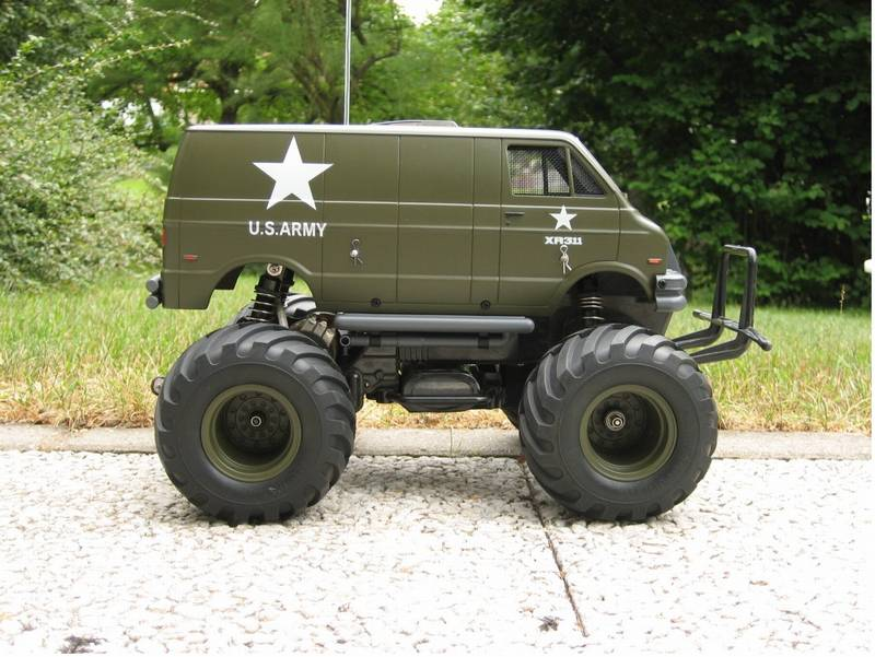 How Much Is A Car Paint Job >> 58347: Lunchbox from Dante77 showroom, Vanessas Combat Box - Tamiya RC & Radio Control Cars