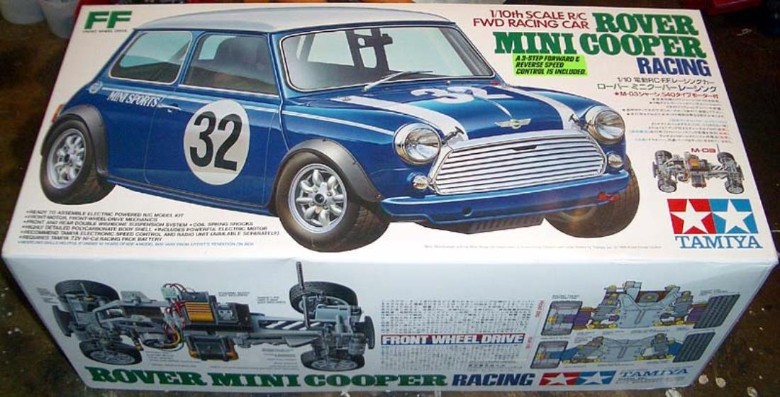 58211 Rover Mini Cooper Racing From Reo Showroom Mini Cooper