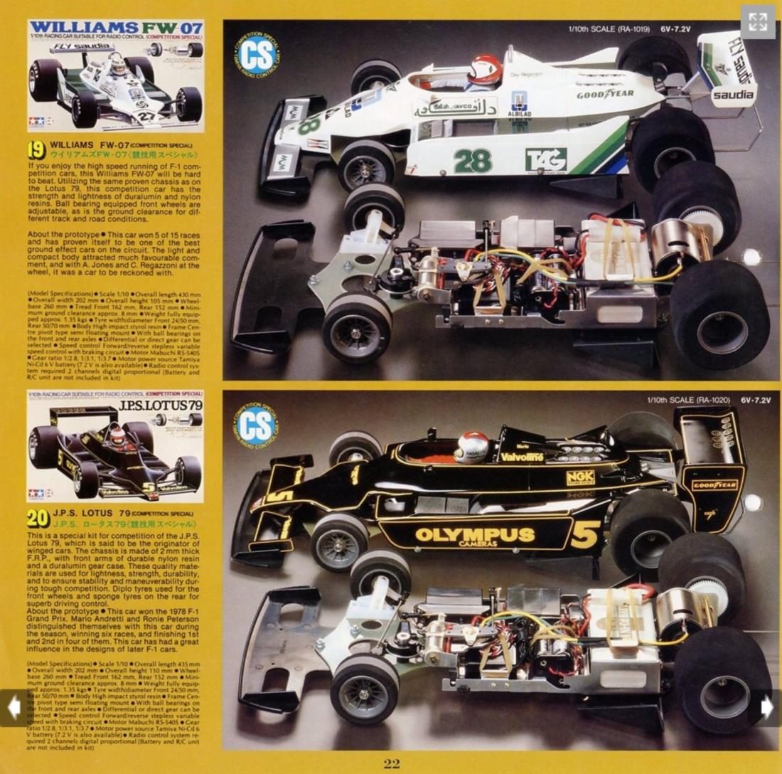 58020: JPS Lotus 79 (Comp Spec.) from mackerb03 showroom ...