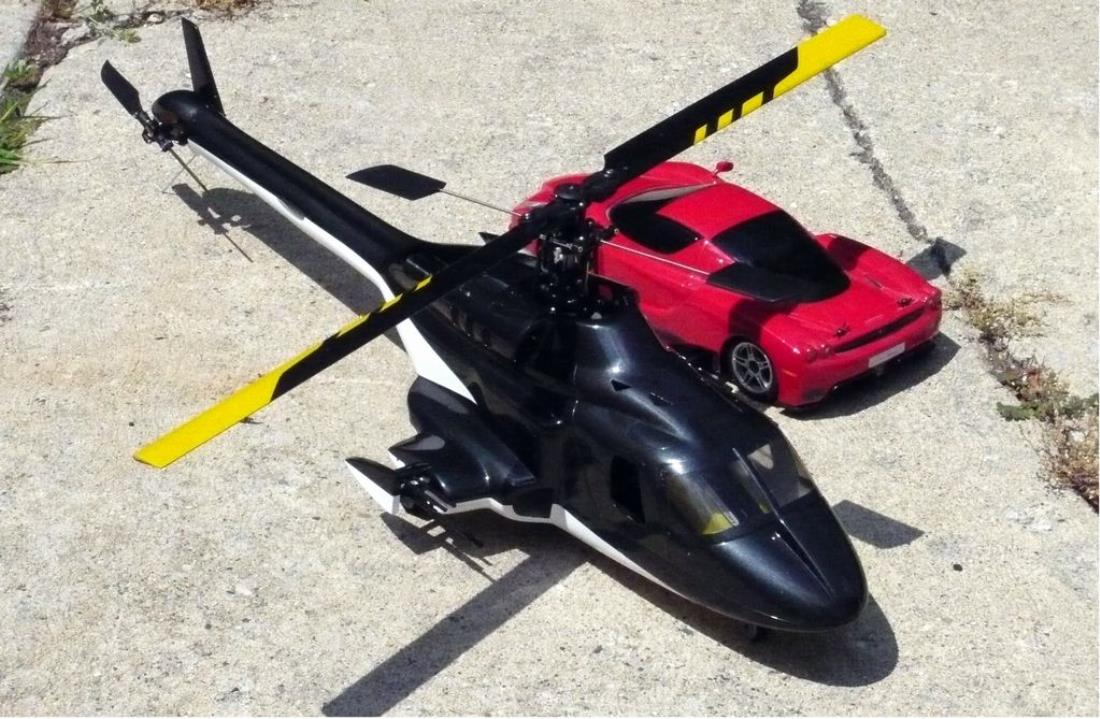 99970: R/C Planes & Choppers from Road Burner showroom
