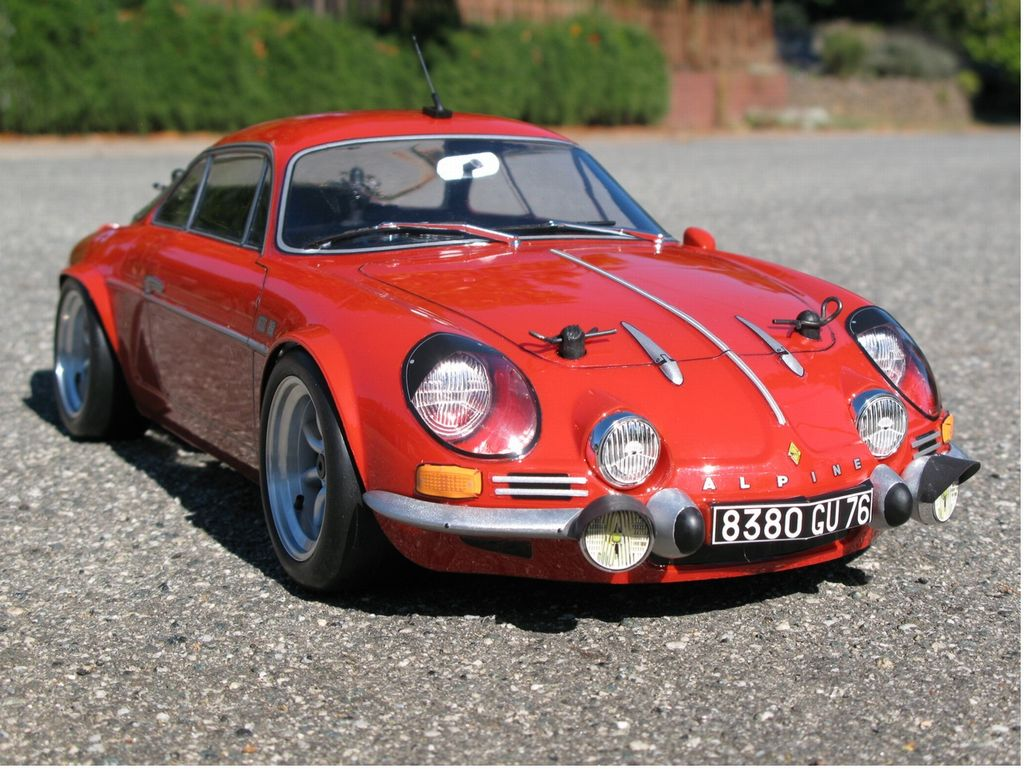 58168 Alpine A110 From Skottoman Showroom More Alpine