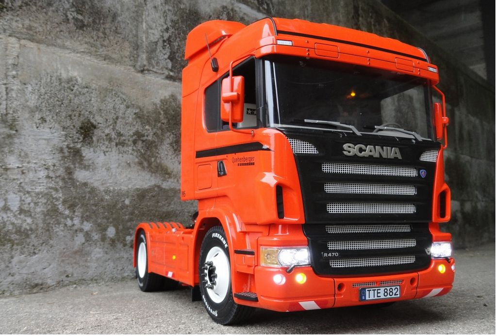 56318  Scania R470 Highline From Skottoman Showroom