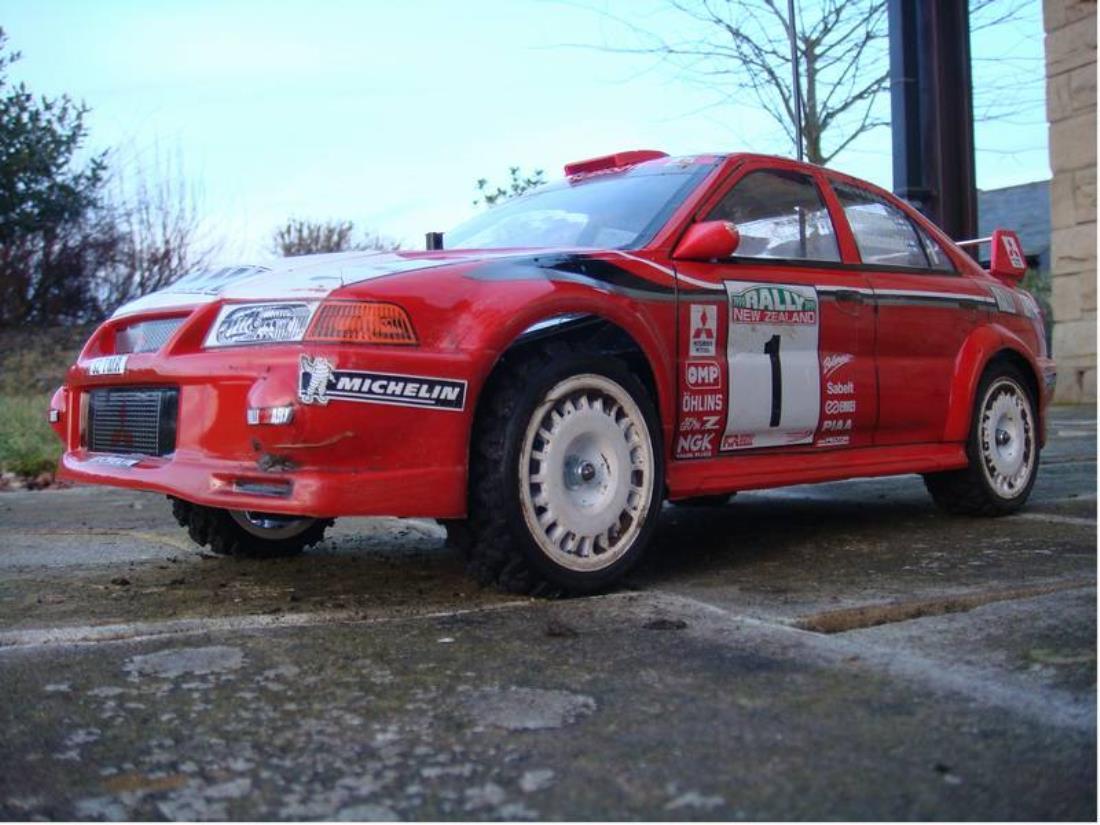 58257: Mitsubishi Lancer Evolution VI WRC from johnyboy76 showroom