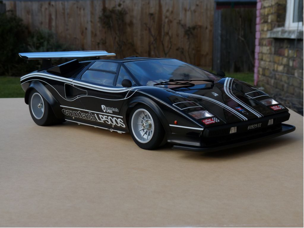 58008 lamborghini countach lp500s cs from kougercat. Black Bedroom Furniture Sets. Home Design Ideas