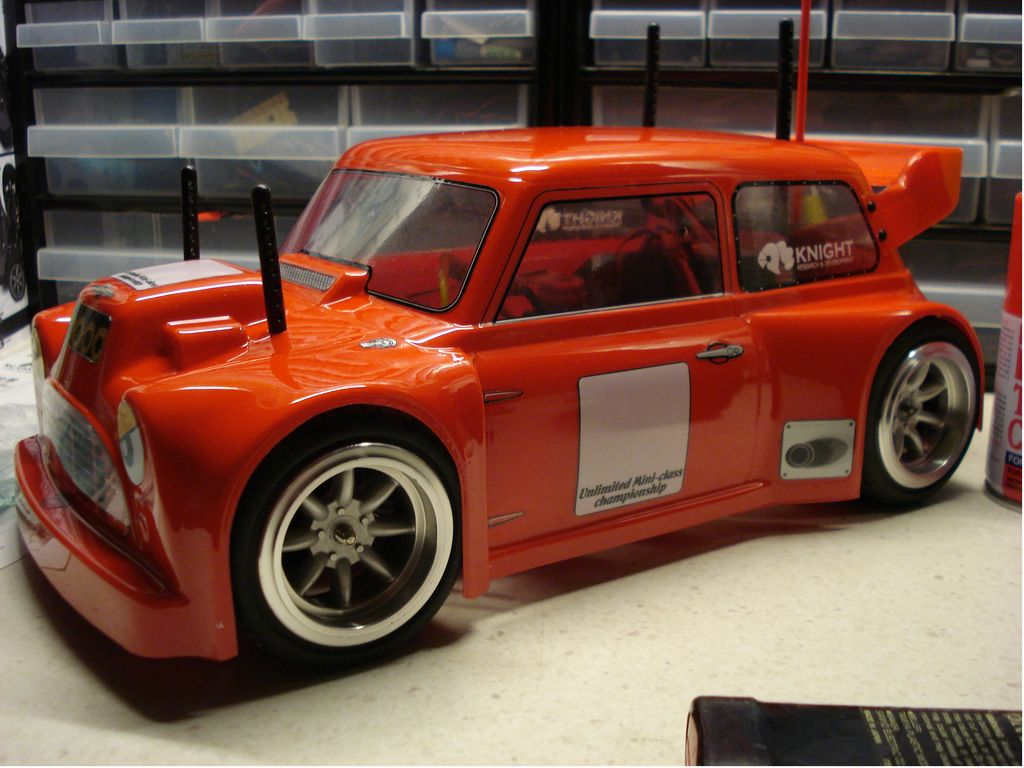 58163 Rover Mini Cooper Rally From Stevepi Showroom Mini