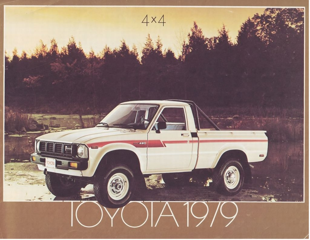 Toyota Pickup 4x4 >> 58048: Toyota 4x4 Pickup Bruiser from mongoose1983 ...