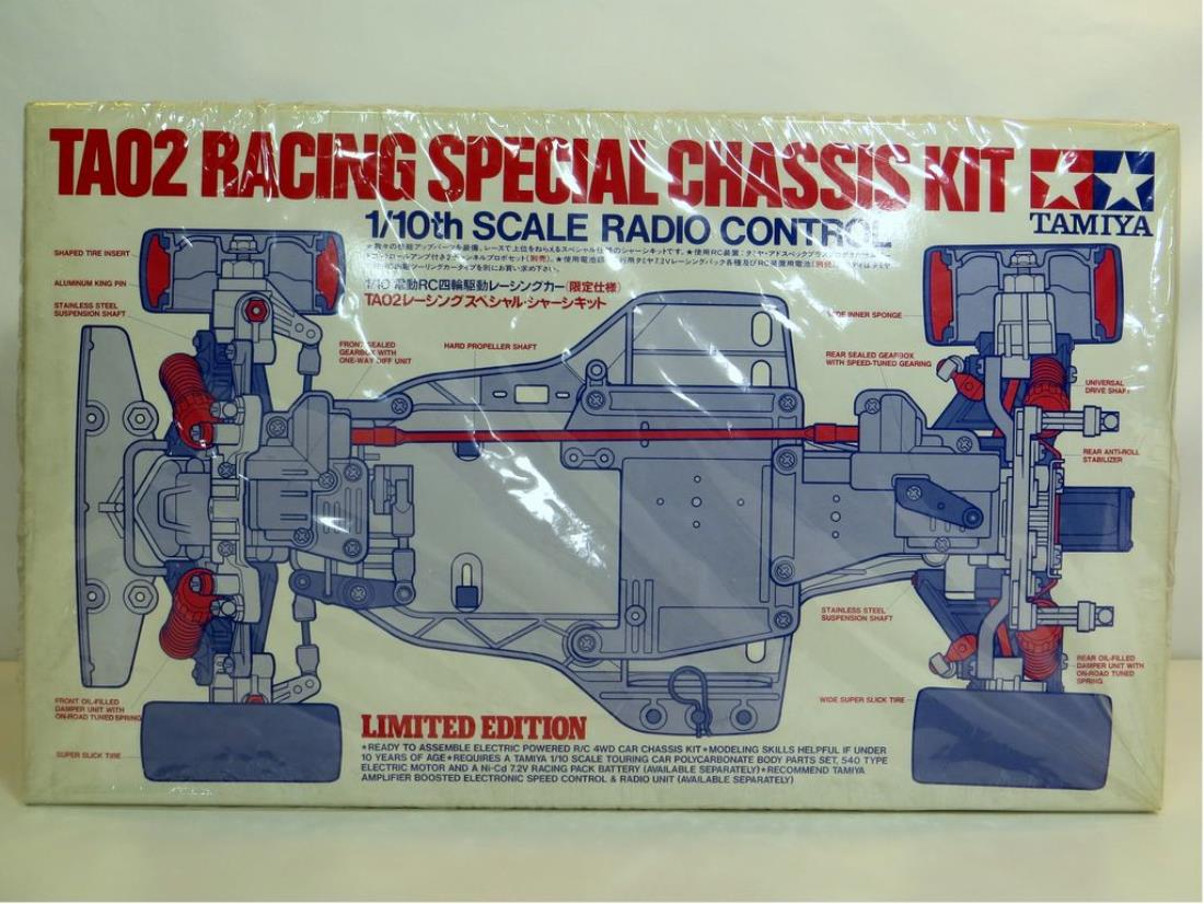 58157: TA02RS 4WD Chassis Kit from OCD showroom, TA02 Racing