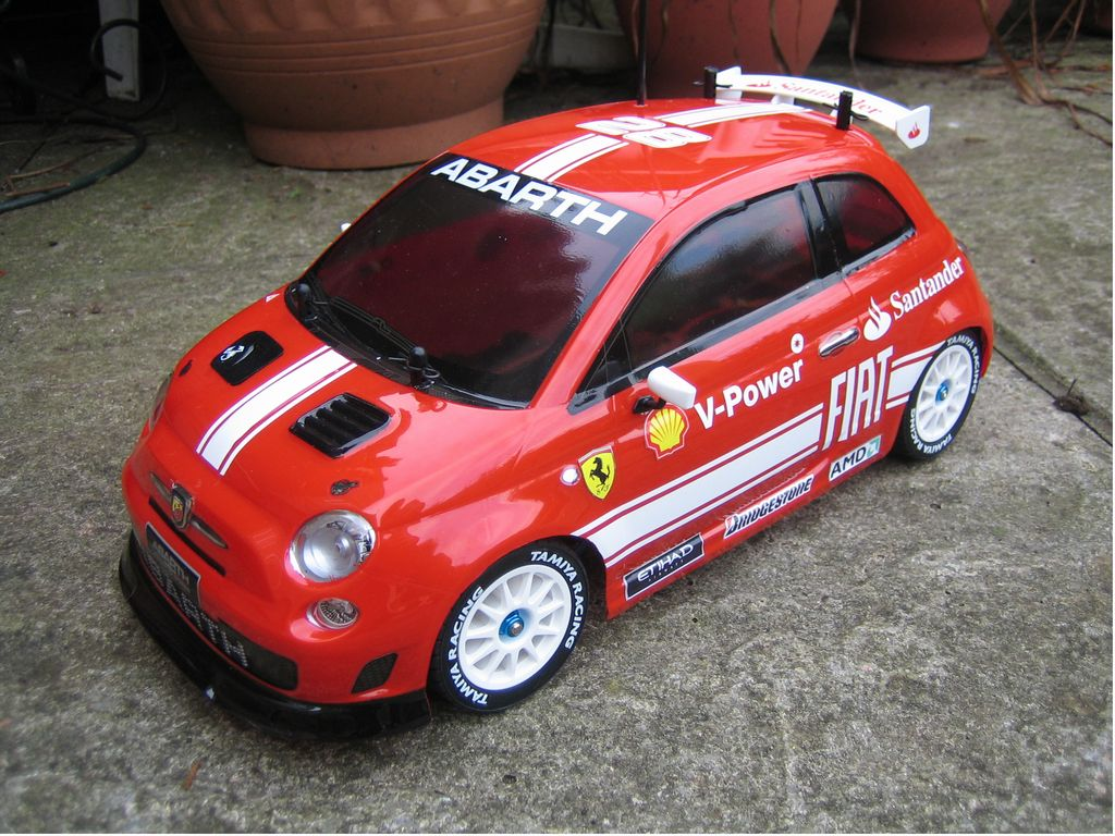 58444 abarth 500 assetto corse from deanej10 showroom. Black Bedroom Furniture Sets. Home Design Ideas