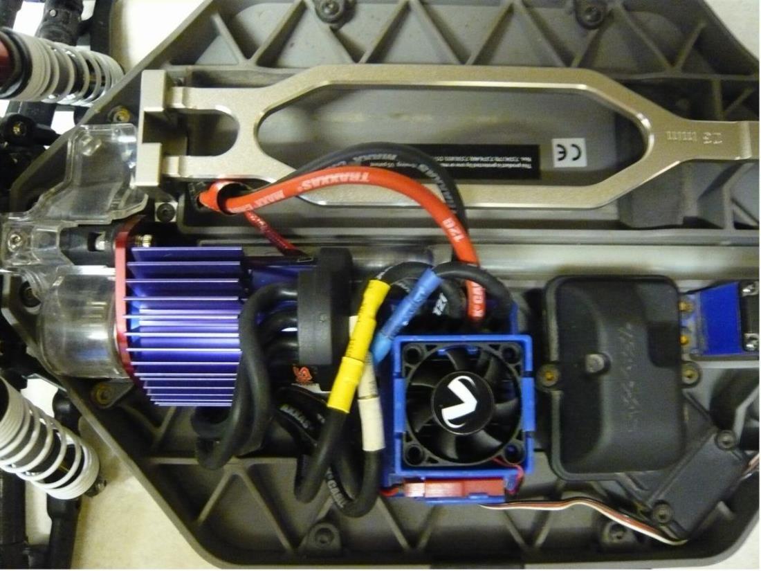 Slash Spec Racing Setup Guide — VACA