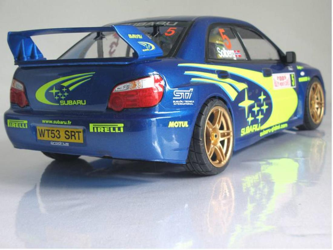 58349: Subaru Impreza WRC Monte Carlo 05 Drift Specification