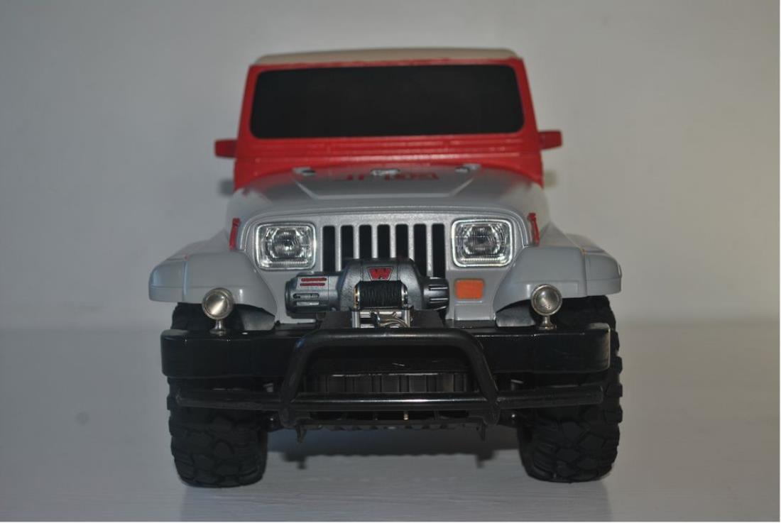84071 Jeep Wrangler From Spzero Showroom Jurassic Park 02 Film Comments
