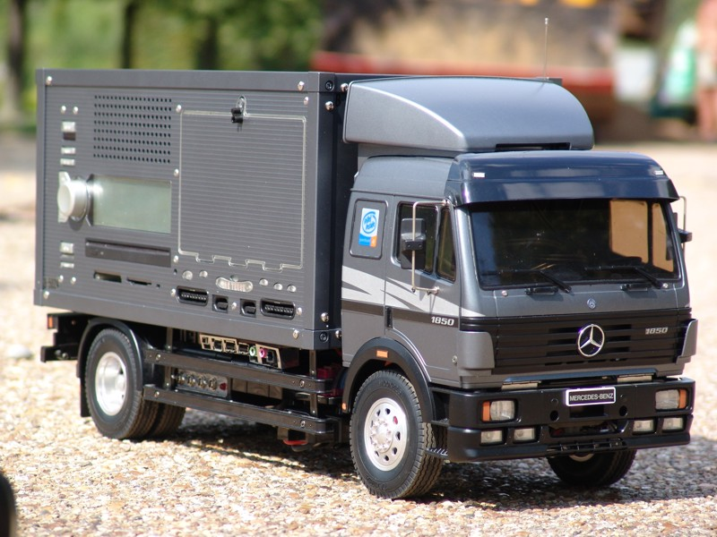New Ram Truck >> 56307: Mercedes Benz 1850L from ant88 showroom, Lan Truck ...
