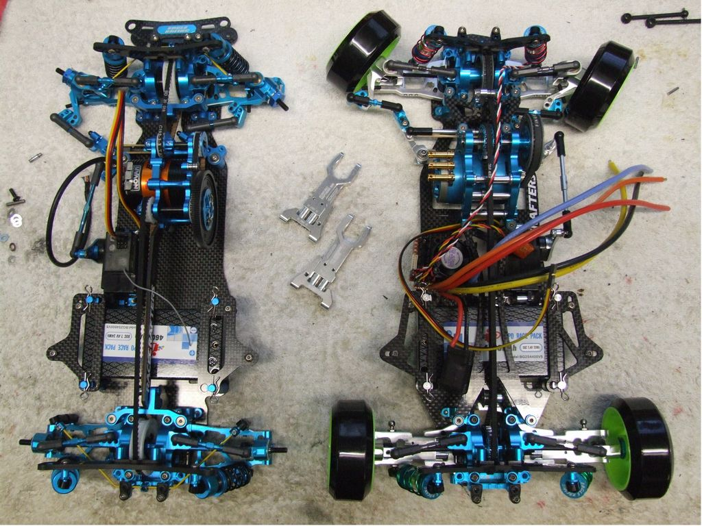 Vdf Rc Drift Chassis Pics : Ta vdf drift chassis kit from racecrafters