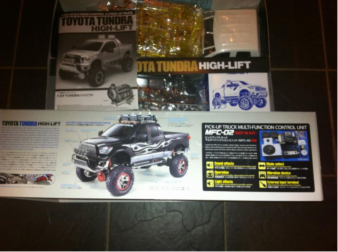 58415: Toyota Tundra High Lift from Primenumber showroom