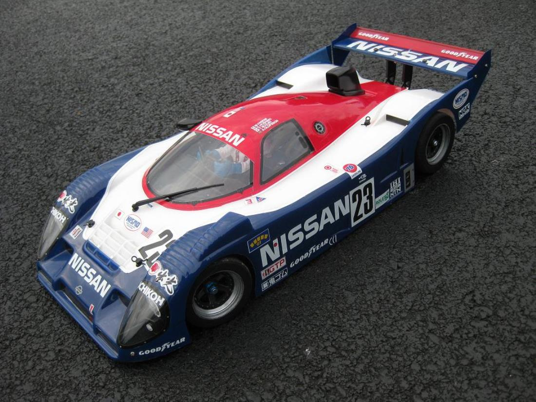 Car Club Inc: 58109: Nissan R91 CP From Poul_F Showroom, My Shelf King