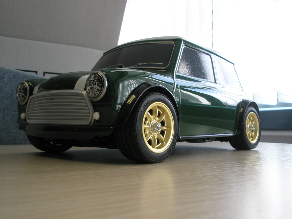 84183 Mini Cooper W Finished Body From Daveyp Showroom