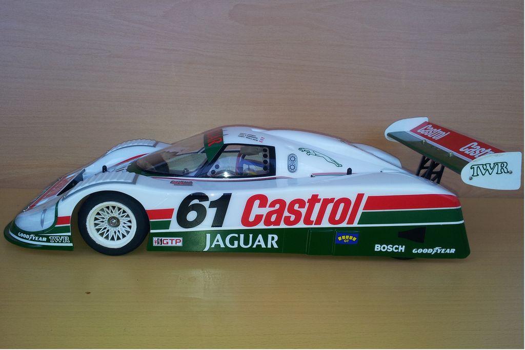 58092: Jaguar XJR 12 Daytona Winner from MEK-Fisch ...