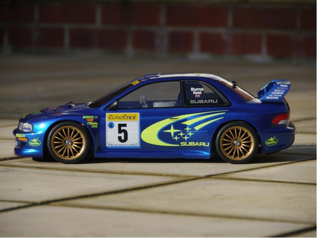44024: Subaru Impreza WRC ^99 TG10-MK.1 from Subaruhess showroom, My ...