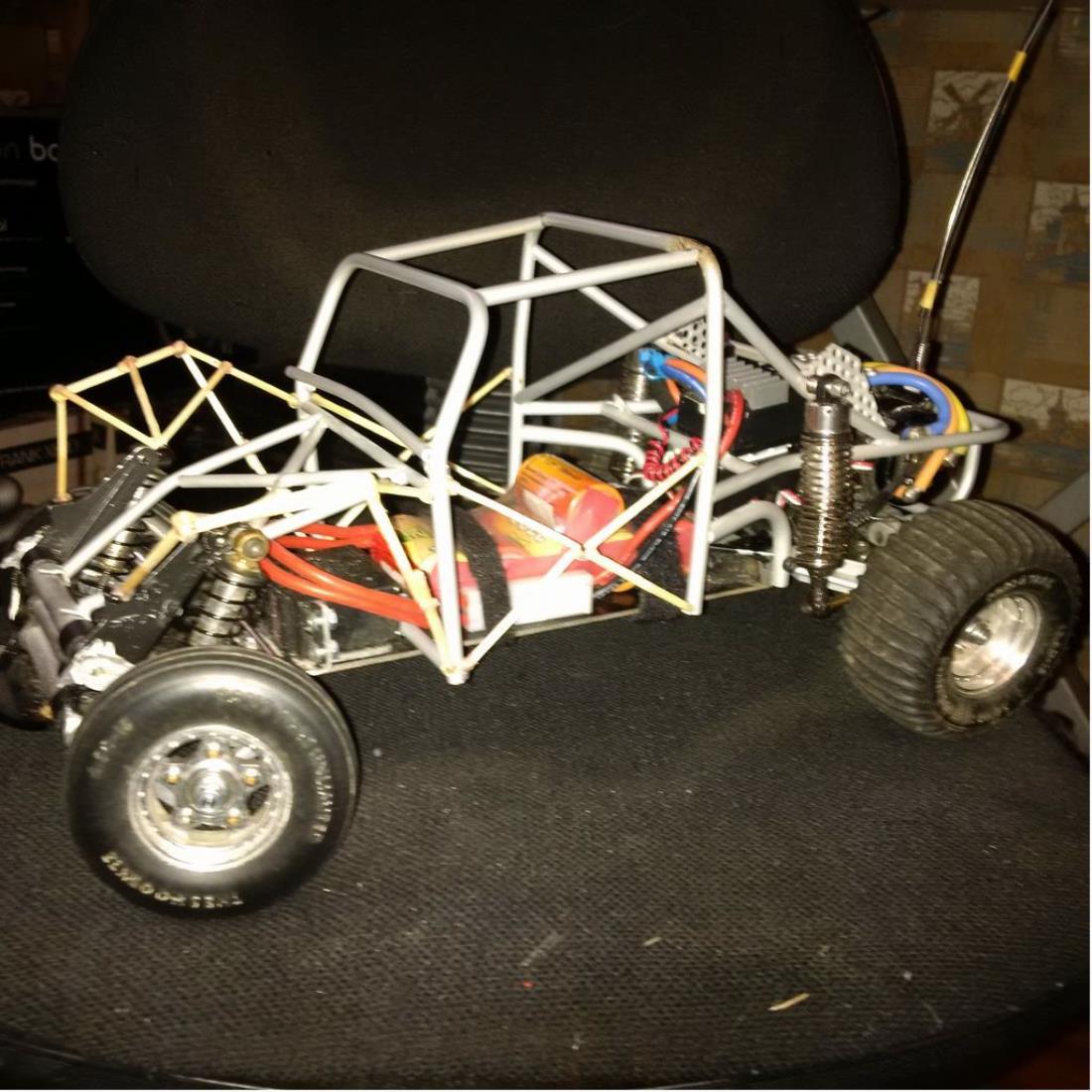 58016 Sand Scorcher From Frenchsub Showroom Mad Max Bug Tamiya