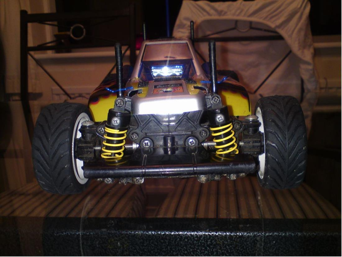 This is my Tl-01 chassis with baja chamo body shell put new wheels on it  fatter ones at the rear and smaller at the front. quite fast. the shell  fits the ...