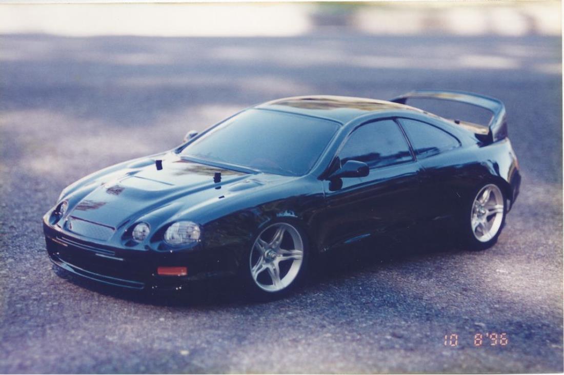 1996 Toyota Celica Gts