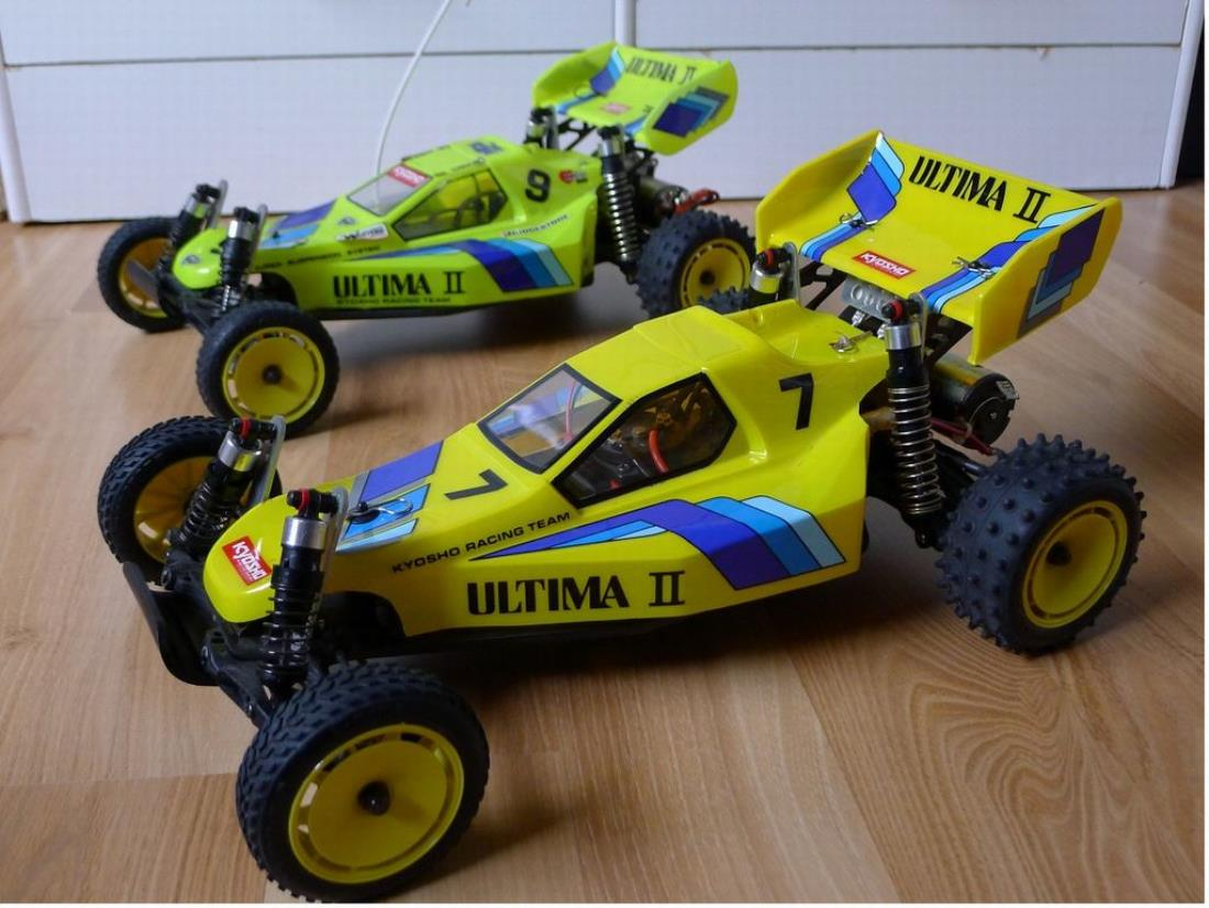 99998: Kyosho from kyosho_collector showroom, Kyosho Ultima