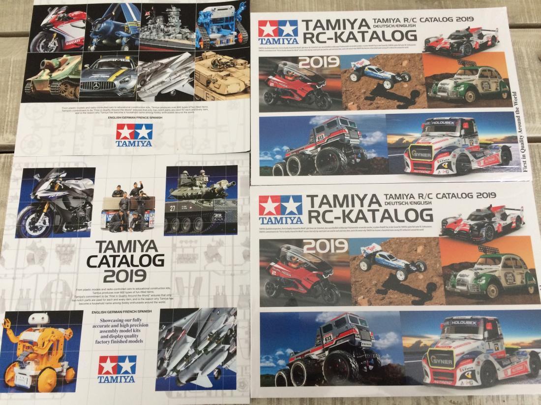 Tamiya Catalogue Pdf
