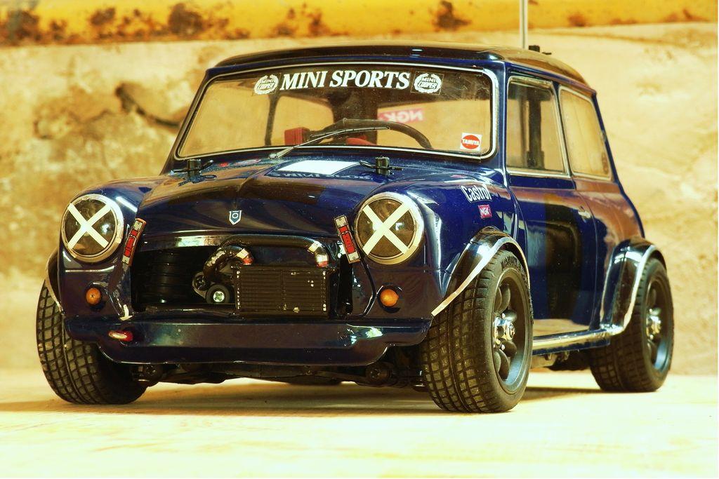 58483: Mini Cooper ^94 Monte Carlo from bdamit showroom ...